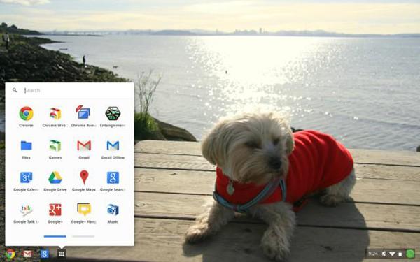 Chrome OS:支持直接保存文件至Google Drive